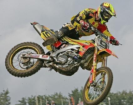 Le titre mondial MX1 pour Steve Ramon aux Pays-Bas