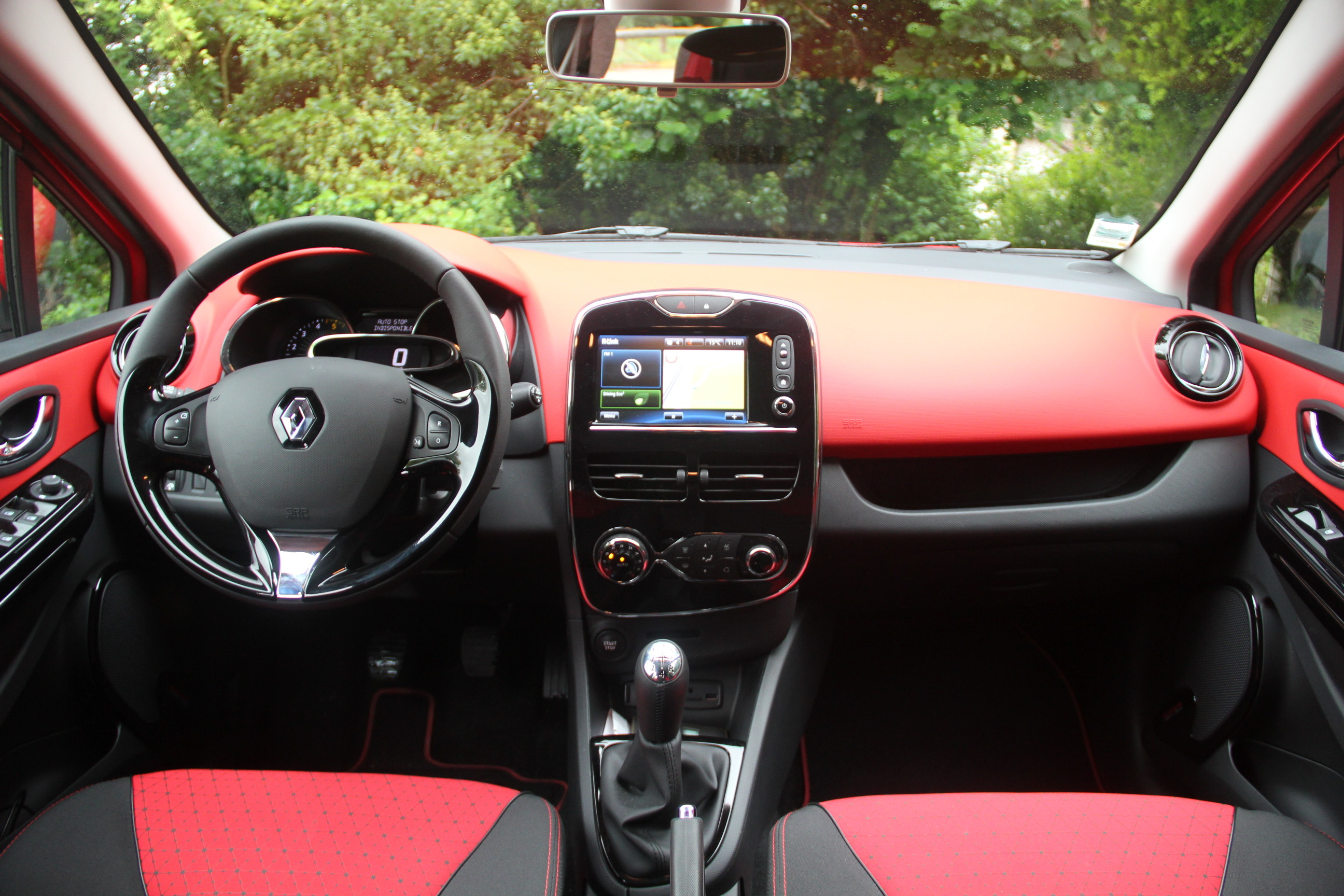 2016 renault clio iv restyl e page 25. Black Bedroom Furniture Sets. Home Design Ideas