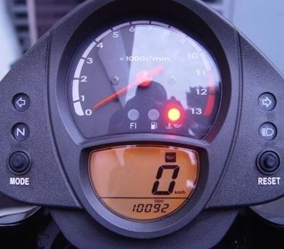 Équiper sa Kawasaki ER-6: test du passage de roue Ermax, l'heure du bilan après 1 an de test[2/2].