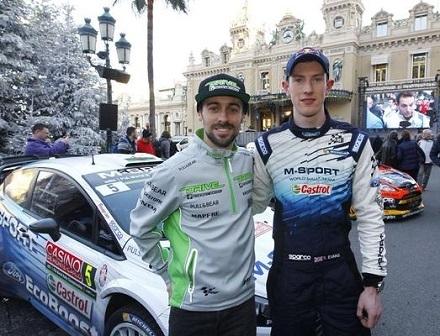 Moto GP: Eugène Laverty a vu Monte Carlo et il en est descendu ravi