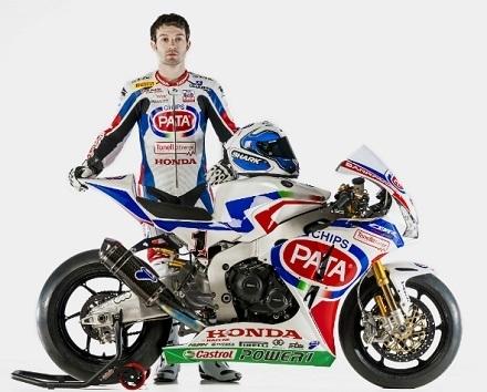Superbike – 2015: les nouvelles couleurs de Sylvain Guintoli le champion du monde