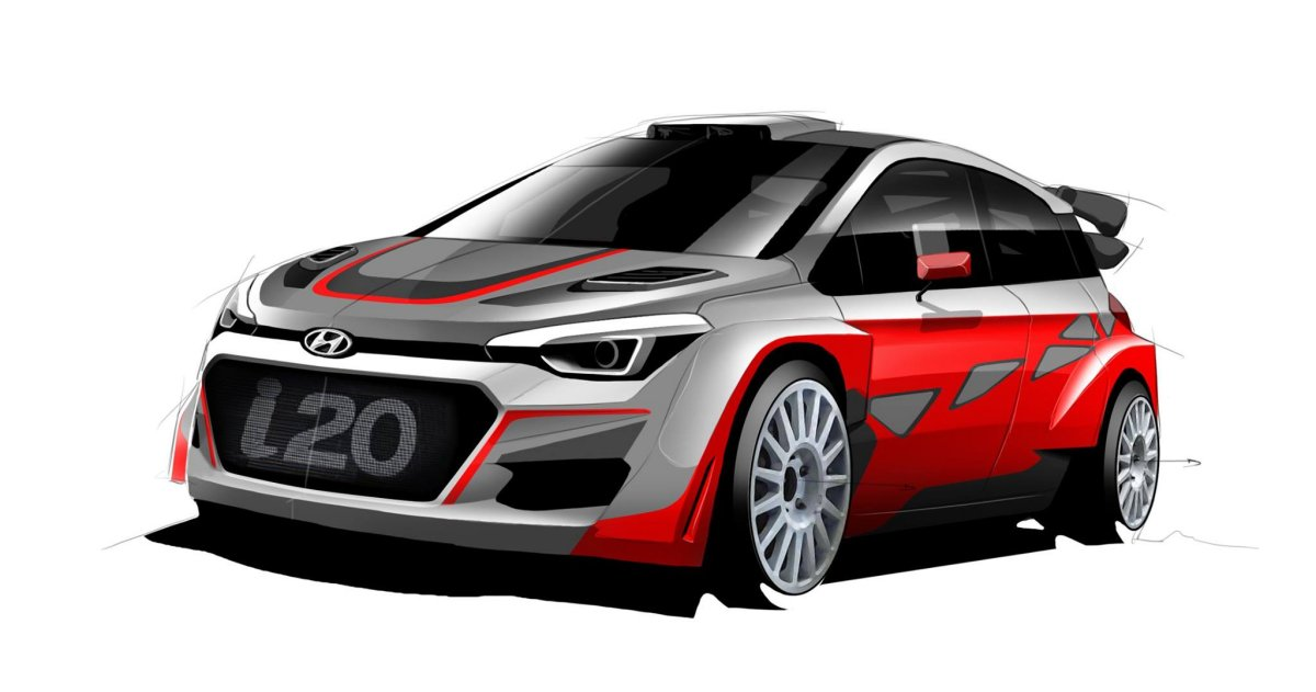 hyundai d voilera demain les i20 n performance et wrc. Black Bedroom Furniture Sets. Home Design Ideas
