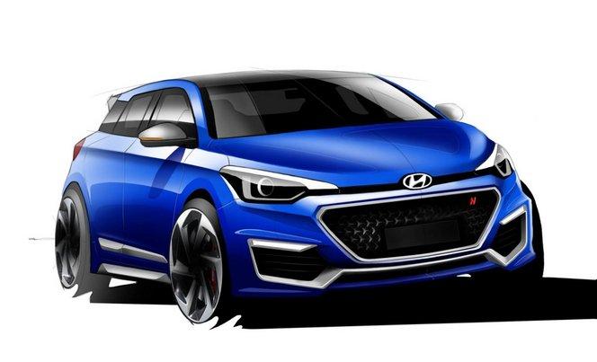 Hyundai dévoilera demain les i20 N Performance et  WRC