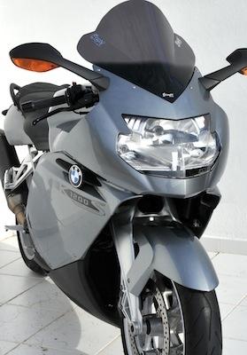 Ermax: de l'Aéromax pour la BMW K1200S.