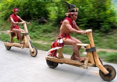 Exclu : L'ancêtre du scooter