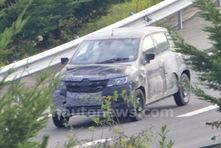 Surprise : un mystérieux SUV Renault/Dacia en essai