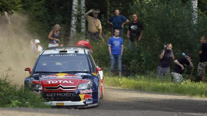 WRC Finlande Jour 1 : Latvala devant la meute Citroën