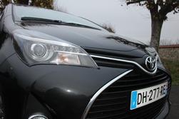 Essai - Toyota Yaris restylée 90 D-4D : au milieu
