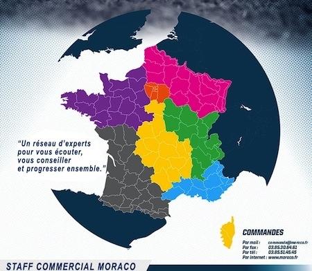 Moraco recrute: 4 postes à pourvoir