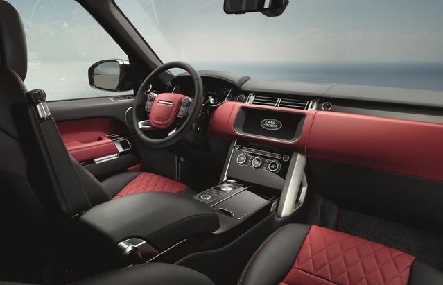 Range Rover SVAutobiography Dynamic: une nouvelle version sport et luxe