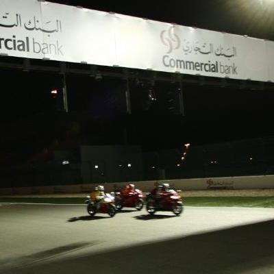 Moto GP: La course de nuit au Qatar laisse les pilotes dubitatifs