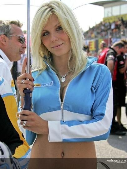 Les demoiselles du Paddock : Grand Prix de Brno