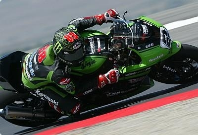 Superbike - Kawasaki: Jamie Hacking s'incruste