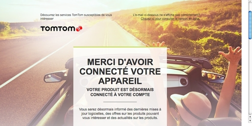 TomTom Rider 550: l'essai