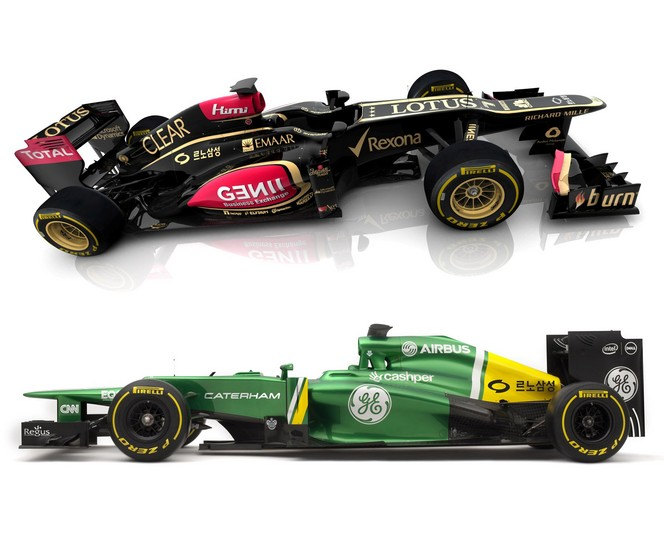 Samsung en F1