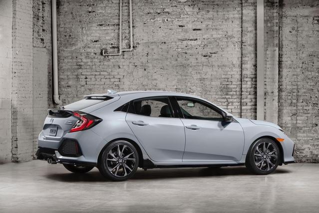 Nouvelle Honda Civic5 portes: les premières photos officielles