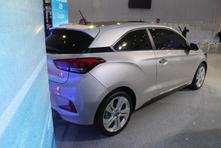Présentation - Hyundai i20 coupé : du style
