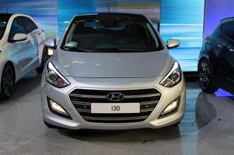 La Hyundai i30 après restylage