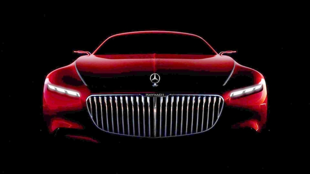 Mercedes-Maybach : le concept montre son nez