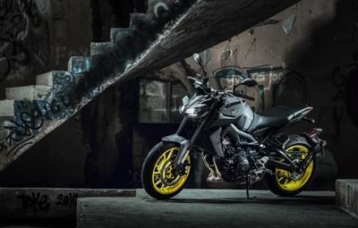 Essai Yamaha MT-09 2017 : Menu Maxi Best Of