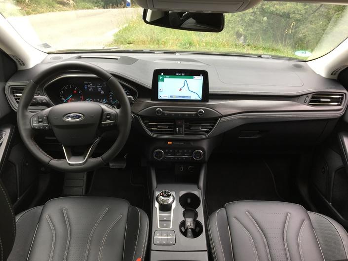 Essai vidéo – Ford Focus 1.5 EcoBoost 150 BVA8 : recette améliorée
