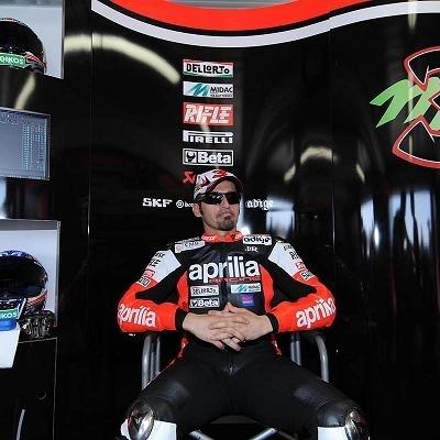 Superbike - Aprilia: Biaggi considère comme vital le rendez-vous de Misano