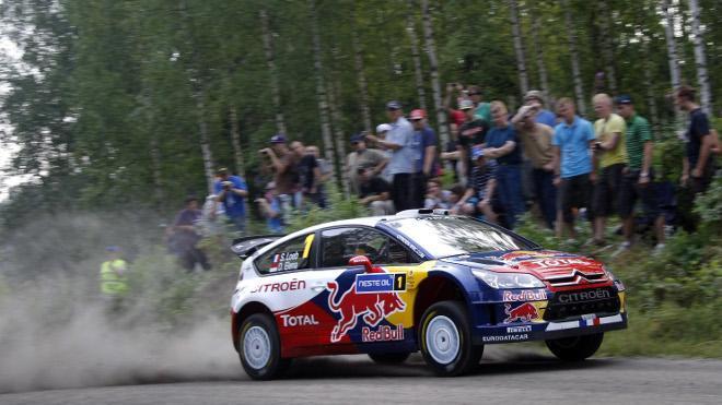 WRC Finlande : Latvala a résisté jusqu'au bout