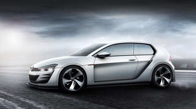 """La Volkswagen Golf """"ultime"""": avec un nouveau VR6 biturbo!"""