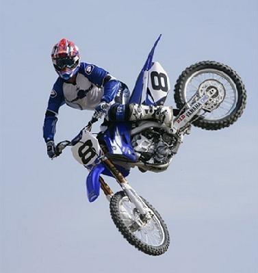 Motocross US Outdoor, Langston en forme