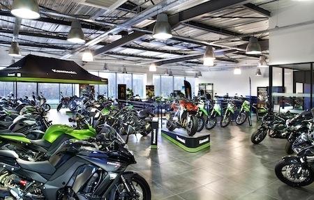 Kawasaki: Aix-Moto déménage... pour beaucoup plus grand