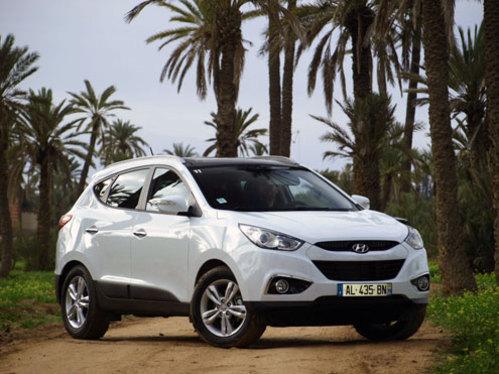Essai - Hyundai ix35 : l'offensive débute