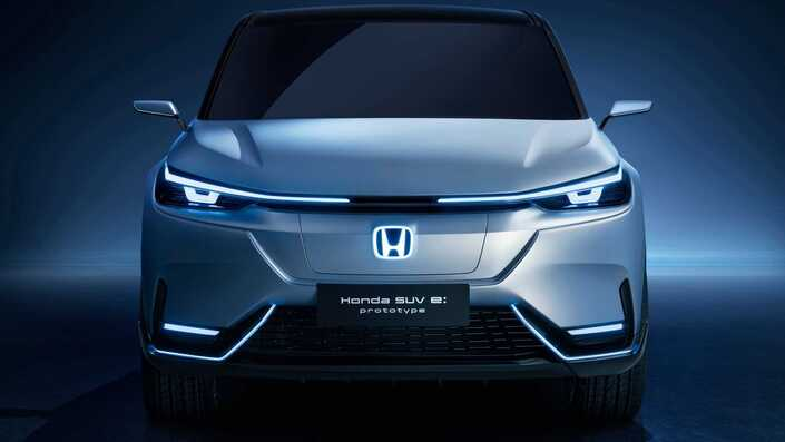 Shanghai Auto Show 2021: Honda presenta un concepto de SUV eléctrico
