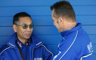 Moto GP: En 2012 Yamaha continuera avec sa M1 800cc