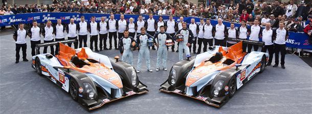 Le Mans 2011 - Les forces en présence par catégorie
