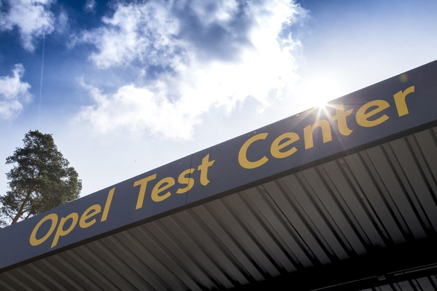 Pour ses 50 ans, Opel ouvre les portes de son centre d'essai