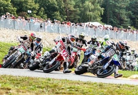 Championnat de France de Supermotard: catégories et calendriers 2017