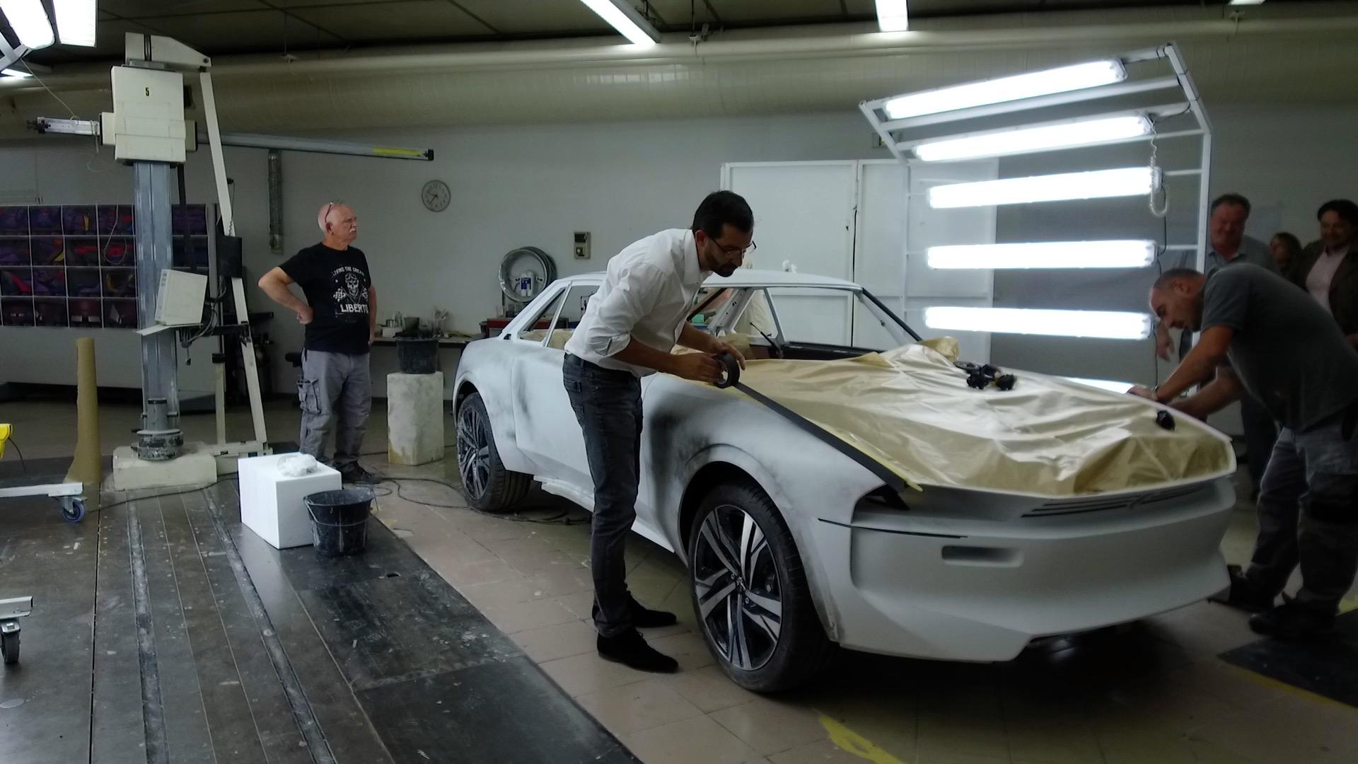 Mondial De Paris Peugeot E Legend Concept Digne Descendant De La