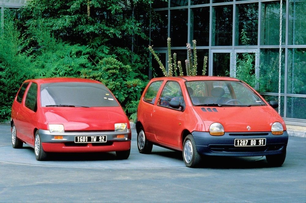 Renault Twingo (1993-2007) : la dernière Renault géniale, dès 800 €