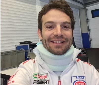 Superbike – Tests Jerez: Sylvain Guintoli se blesse à l'épaule et à la cheville