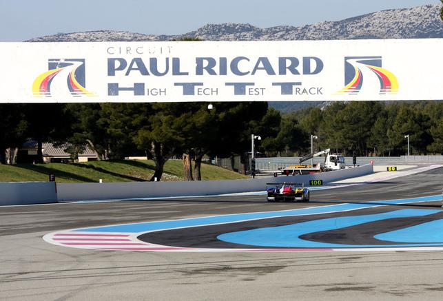 Oreca sur le HTTT Paul Ricard : Solberg donne rendez-vous à Loeb !