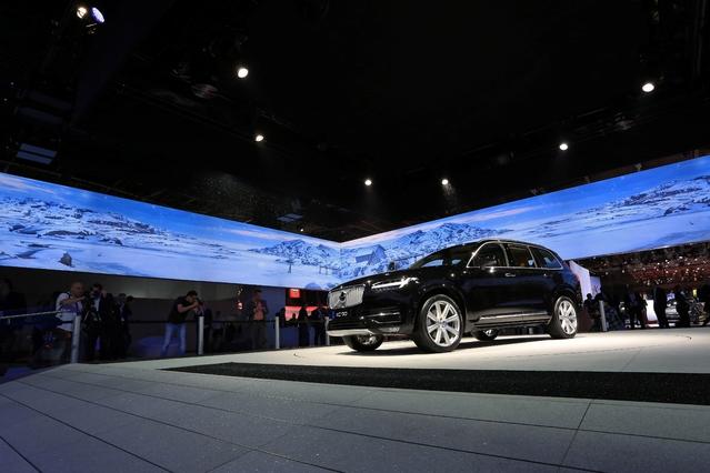 Présent en 2014, avec le nouveau XC90, Volvo ne sera pas au Mondial de l'Auto en 2016. Pour l'Europe, le suédoisse concentre désormais sur Genève.