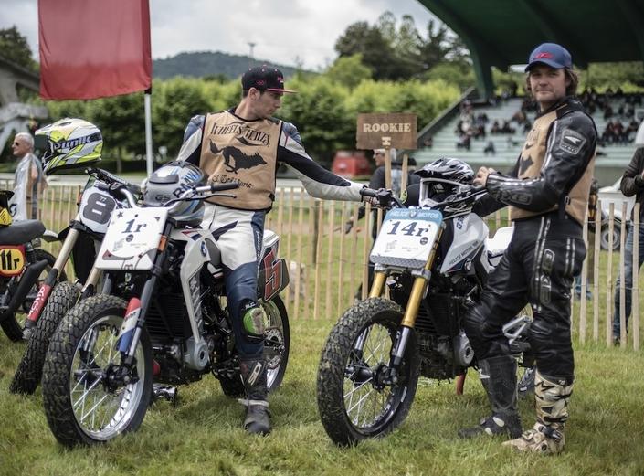 BMW Motorrad aux Wheels & Waves 2018