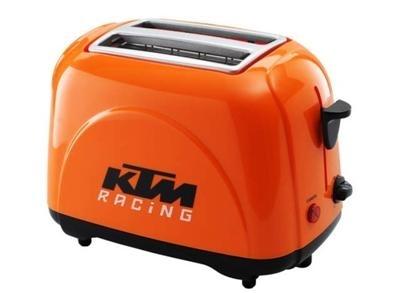 Objets KTM pour inconditionnels de la marque orange : c'est inutile donc indispensable