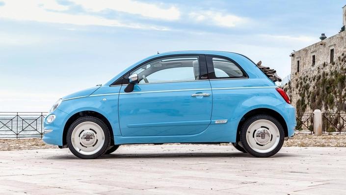 Fiat 500 Spiaggina 58: une série spéciale et un showcar