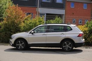 Surprise : le SUV sept places Volkswagen Tiguan XL ne se cache plus