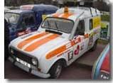 Le Renault 4L Trophy :  destination Afrique
