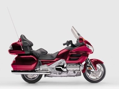 Nouveauté 2008 : Honda Goldwing