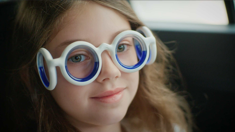 acheter en ligne 45593 6ecfe Citroën lance des lunettes contre le mal des transports