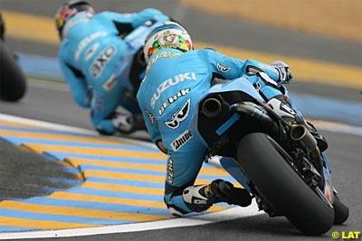 Moto GP - Catalogne: Les pilotes Suzuki profiteront-ils du nouveau moteur ?