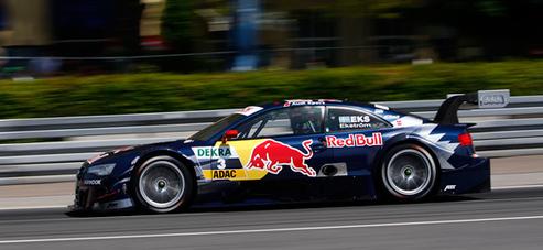 DTM/Norisring - Une Mercedes coiffe deux BMW en fin de course!